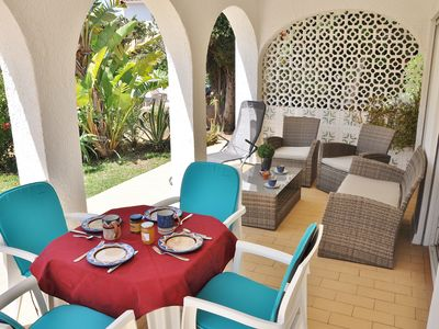 Photo for Casa do Jardim with private garden just 5 minutes to Praia de Centeanes beach