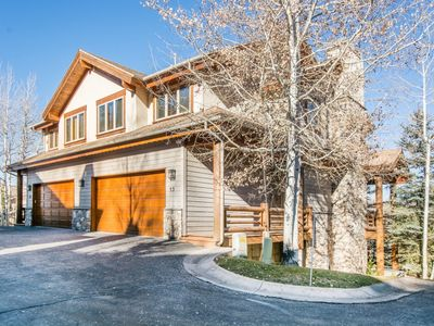Photo for Exquisite Deer Valley Townhome - 2400 Sq Foot and 2 Car Garage