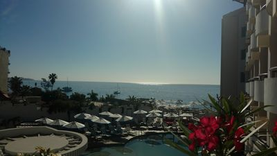 Photo for Right on the water- Cabo Villa Beach Resort & Spa 6 blocks from the Marina
