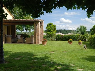 Photo for San Donato in Collina Villa, Sleeps 12 with Pool, Air Con and WiFi