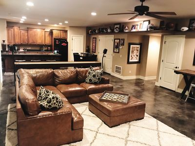 Photo for 1BR House Vacation Rental in Fayetteville, Arkansas