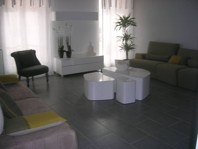 Photo for BANDOL CENTER TOWN APARTMENT T3 IN DUPLEX IN CITY HOUSE PIETONNE STREET