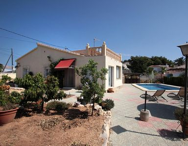 Photo for Detached Villa with Private Salt Water Pool - AirCon - Satellite TV - Wi-Fi
