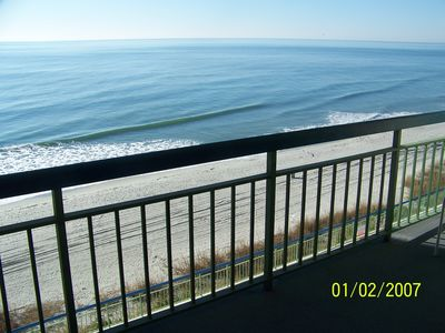 Photo for OPEN 7/18-19 OCEAN FRT ,REMODELED,1 1/2 BATH,ST.STEEL,GRANITE TOPS,LARGE BALCONY