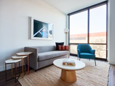 Photo for Sonder | Shift Apartments | Vibrant 2BR + Pool