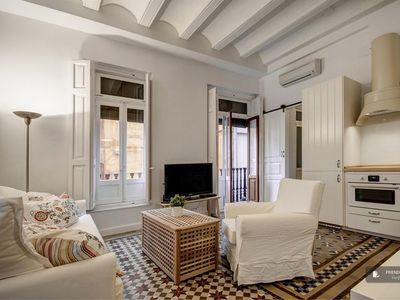 Photo for 1BR Apartment Vacation Rental in Valencia