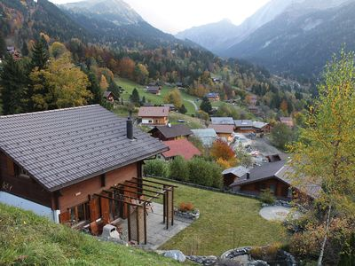 Photo for Convenient location only 10 minute's walk to the nearest ski lift