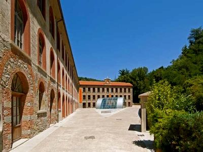 An exclusive House in historical Wool Mill in a lovely Tuscan village