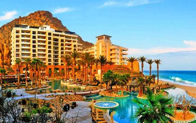 Cabo San Lucas Hotel Map Locations on