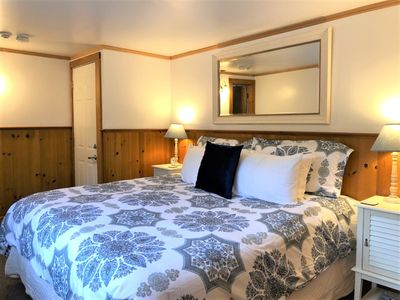 Photo for Cove Bluffs Guest Rooms & Suites - Luxurious King Guest Room - No Pets