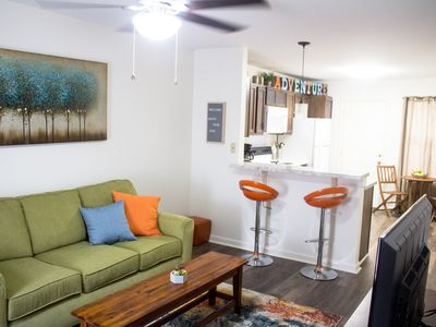 Photo for CLEAN AND COMFY Conway TownHome!