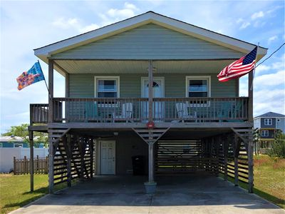 Photo for Cozy 3BR short walk to the beach!**UPDATED**