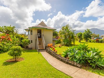 Photo for Hanalei Bay Villa Cottage 2Br 2.5 Ba 2 with Mountain Views (HBV24)
