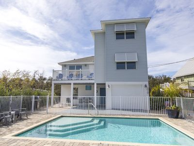 Photo for Inlet Beach - GULF Views - Private Heated Pool - 5 bedrooms - Free WiFi