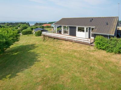 Photo for Vacation home Bønnerup Strand in Glesborg - 8 persons, 3 bedrooms