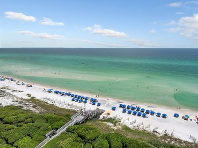Photo for Beachcrest 1005: 2 BR / 2 BA condo in Santa Rosa Beach, Sleeps 6