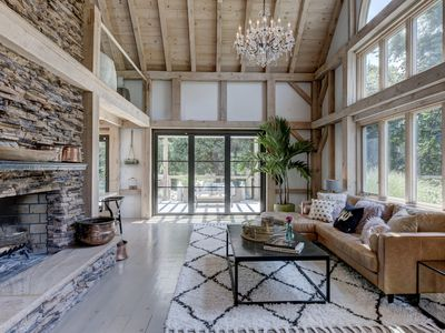 Photo for Renovated Rustic, Chic & Stylish Southampton Home