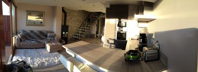 Photo for Grand Duplex 4pièces 108m2 new with high quality services