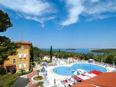 Photo for Holiday resort Bellevue Plava Laguna, Porec  in Westküste Istrien - 4 persons, 2 bedrooms