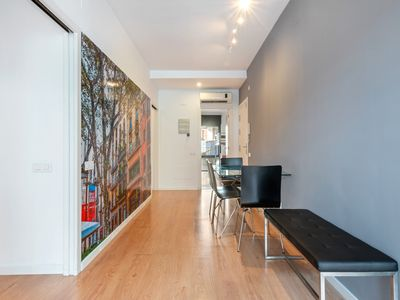 Photo for Modern Two Bedroom Apartment in Gràcia