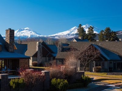 Photo for You and your family will enjoy this Pine Meadow Village Sisters condo rental, pet friendly, includes