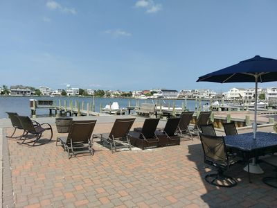 Photo for New Bay Front - Private Dock (with 24'  boat slip) Elevator, 6 bed 9 bath
