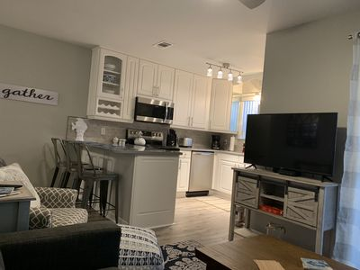 Photo for Seagrove Beach - Beachside Villas Unit 512 - fully renovated 2019 with gulf view