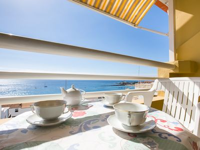 Photo for Lovely view apartment, beach, Los Cristianos