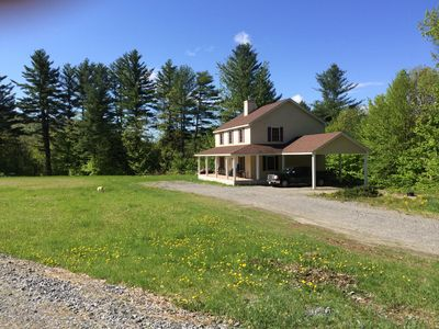 Enjoy are beautiful country home in a secluded setting this Summer