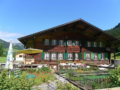 Photo for Apartment Kronegg # 3  in Lenk, Bernese Oberland - 5 persons, 2 bedrooms