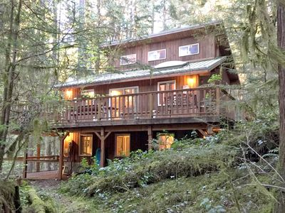 Photo for Snowline Cabin #6 - A Home Away From Home With A Hot Tub - Now Has Wi-fi