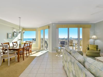 Photo for Gateway Grand 503 Offers a large indoor pool, outdoor pool, exercise room and sundeck!