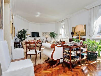 Photo for Belle Arti Delux: an amazing penthouse in the heart of Rome