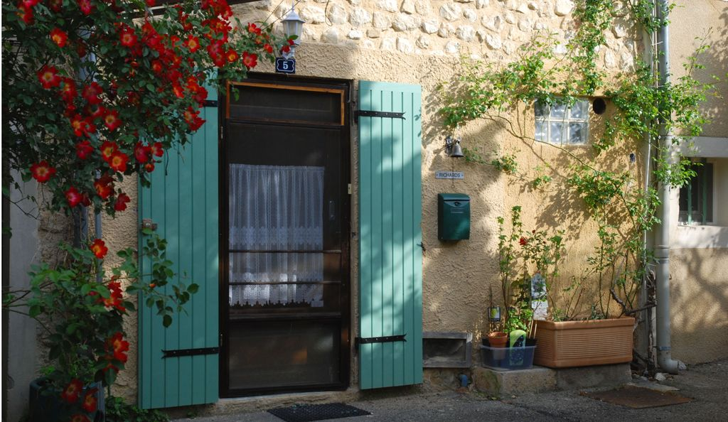 Buis Les Baronnies House Rental   Charming Cottage Located In The Medieval  Centre Of