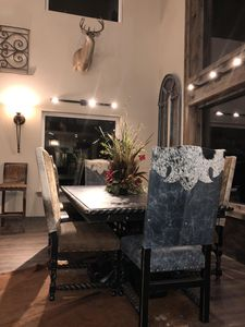 Dining Table-Seats 8
