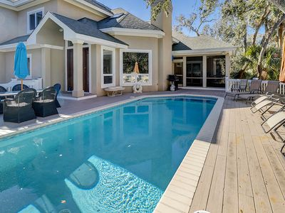 Photo for Stunning Vacation Home w/ Pool Near Beach!