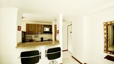 Photo for Beautiful 1 Bedroom Furnished Apartment close to Major Shopping Malls