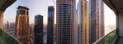 Photo for 180 Degree view of Palm and Marina 1 Bedroom