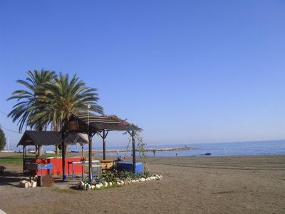 "Photo for Apartment right near the ""Playa de El Palo"" in Málaga with Internet, Air conditioning, Parking, Terrace (430585)"