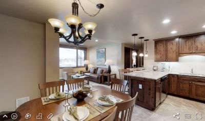 Photo for Deluxe Ski In/Out 2 BR (sleeps 8) or 2x1 BR (sleeps 4) + Suite (Sleeps) 4
