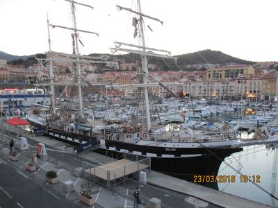 Photo for Appart 4 pers, view on the port of Port-Vendres. 20% discount on the month of 07 /
