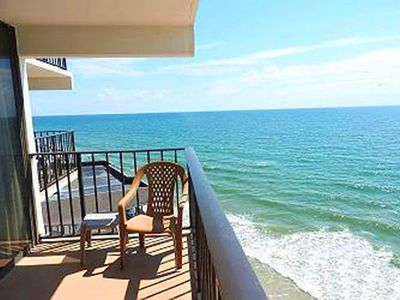 Photo for Newly Updated! SHORE-LY AMAZING OCEAN FRONT VIEW from Suite 702!