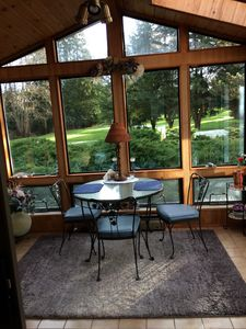 Photo for Private and Quiet Cottage within walking distance to Dungeness River