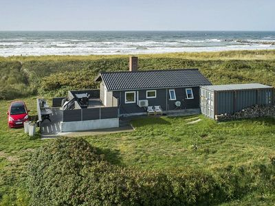 Photo for Palatial Holiday Home in Blåvand overlooking the seashore
