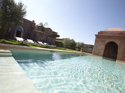 Photo for Luxury Villa with Private Pool in quiet rural area