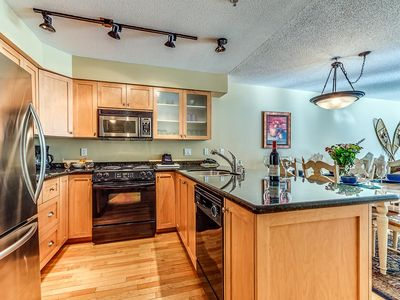 Photo for Large Two Bedroom Ski-in Ski-out Blackcomb Accommodations in Greystone Lodge
