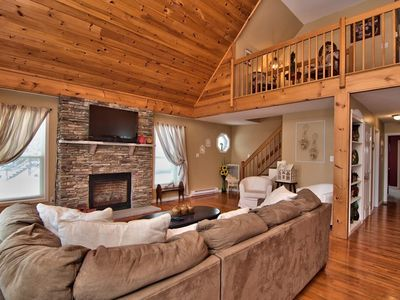 Photo for Beautiful Chalet in the Hideout