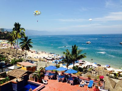 Photo for Beachfront With Panoramic View, Best Location:  El Dorado 402:  Fantastico