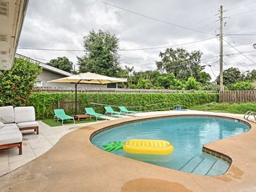 NEW! Renovated 3BR Orlando House w/ Private Pool!