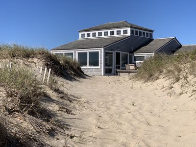 Photo for Nantucket Beach House -- Steps from the Ocean!